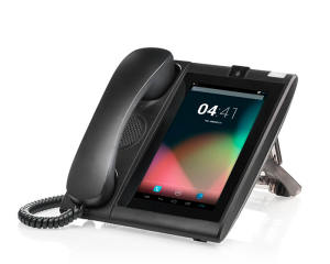 UT880 IP Touch Screen Telephone
